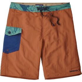 "Patagonia M's Patch Pocket Wavefarer Boardshorts 20"" Canyon Brown"